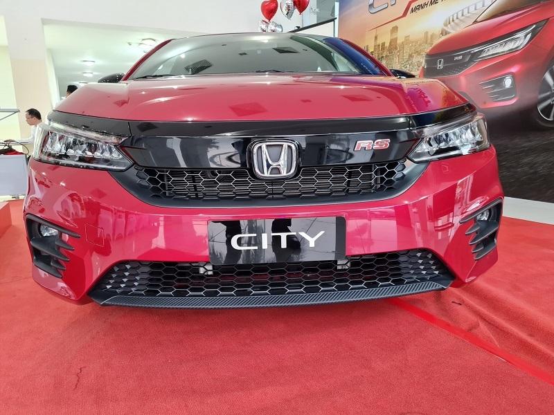 Honda City 2021 rầm rộ ra mắt tại đại lý