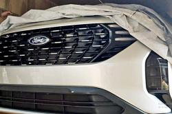 Ford EcoSport 2022 thế hệ mới lộ diện?