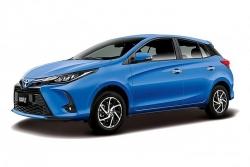 Toyota Yaris 2021 trình làng, chốt giá từ 470 triệu đồng