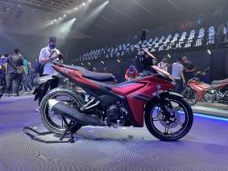 Yamaha Exciter 155 VVA giá từ 47 triệu đồng, không cạnh tranh Winner X