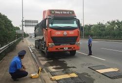 Mức xử phạt đối với xe quá tải theo Nghị định 100