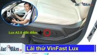 video vinfast lux a20 ma t die m trong buo i la i thu vi die u na y
