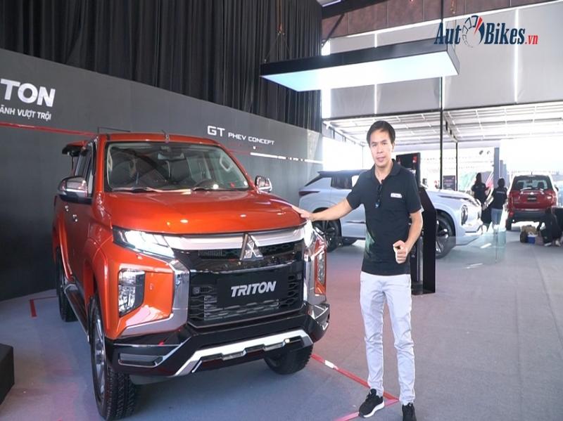 Video: Đánh giá nhanh Mitsubishi Triton 2020 giá từ 600 triệu