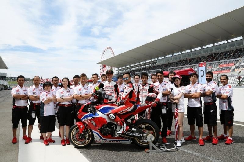 Honda công bố tham gia Giải đua xe vô địch thế giới về mô tô 2020