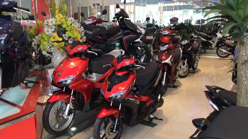 Bảng giá xe máy Honda ngày 12/12/2019