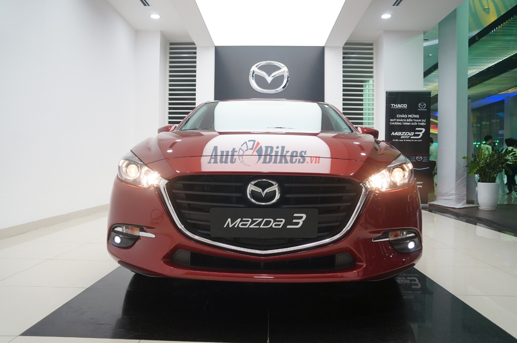 so sanh mazda3 2017 va mazda3 2016