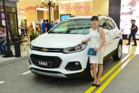 the hien phong cach cung chevrolet trax
