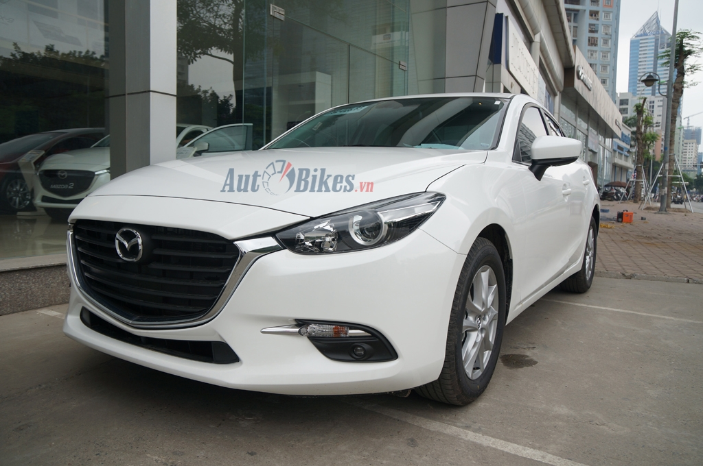 mazda3 15l sedan 2017 gia 690 trieu co gi