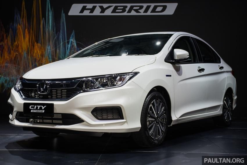 honda city hybrid 2017 tieu thu 39 lit xang100 km