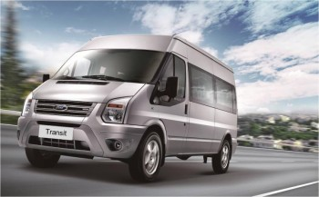 ford transit co the su dung nhien lieu tai che tu dau an