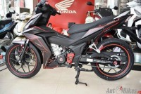 honda msx 125 do dan ao the thao o sai gon