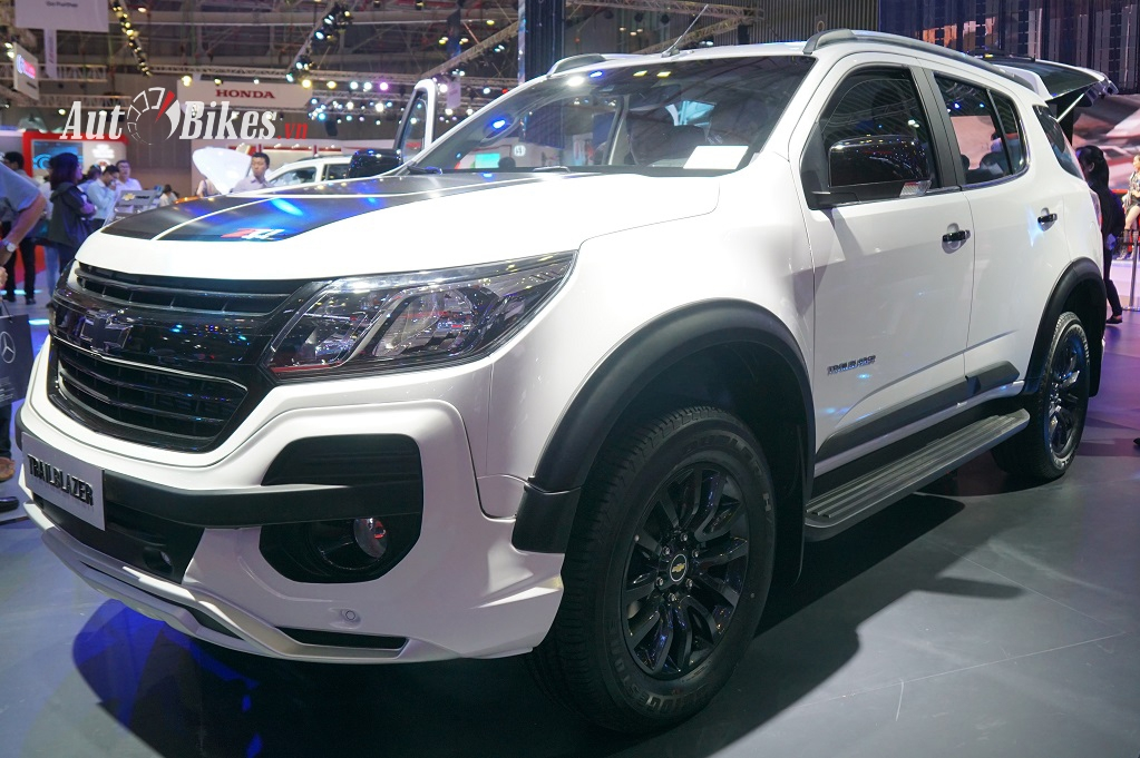 chevrolet trailblazer 2018 co gi dau fortuner