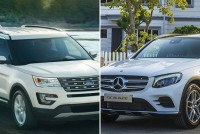 so sanh ford explorer va mercedes glc 300
