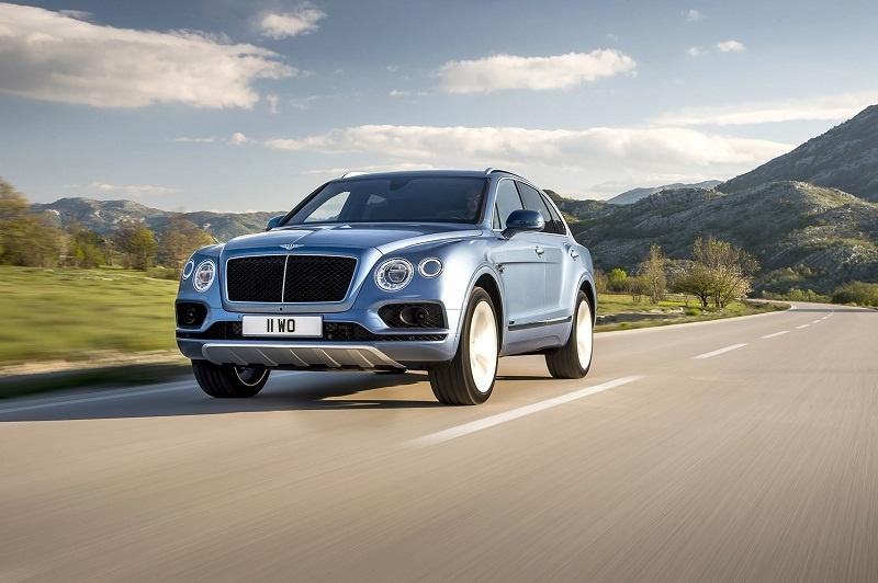 Kết quả hình ảnh cho Bentley Bentayga