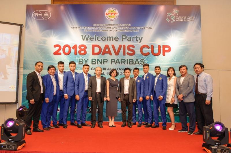 audi dong hanh cung giai quan vot quoc te david cup 2018