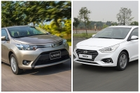 so sanh hyundai accent 2018 voi toyota vios