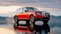 Rolls-Royle Cullinan, mẫu SUV sang trọng nhất thế giới trình làng
