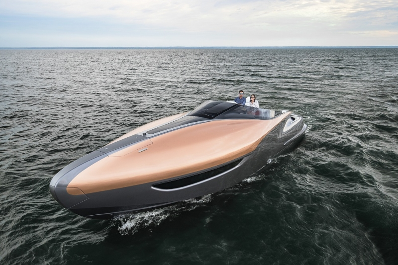 lexus sport yacht du thuye n sieu sang cu a lexus