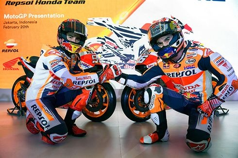 honda dong hanh cu ng doi dua repsol honda team o motogp 2018