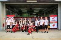 honda racing vietnam vo dich giai thailand talent cup