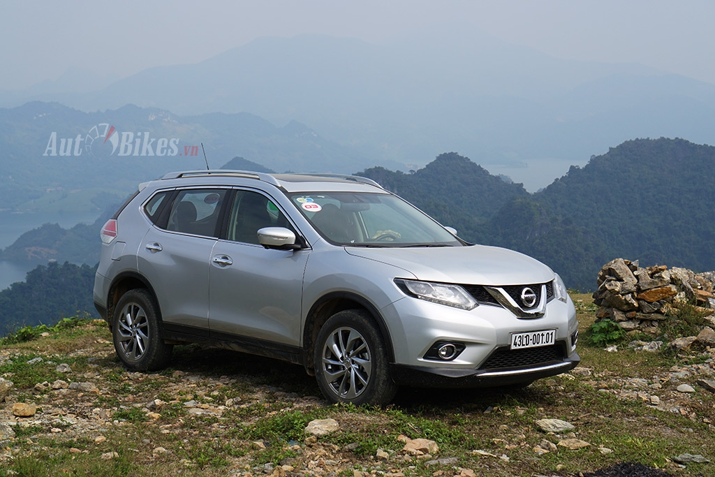nissan x trail chiec crossover ban chay nhat the gioi 2017