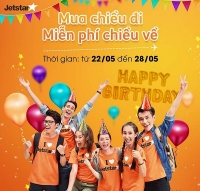 jetstar pacific mien phi ve chieu ve cho khach