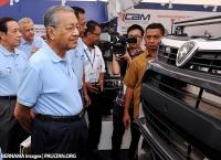 malaysia se khong chi ngan sach cho du an o to quoc gia