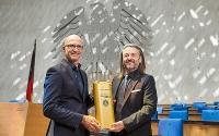 Volkswagen nhận giải thưởng 'Thương hiệu đột phá nhất'