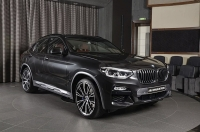 chi tiet bmw x4 2019 dau tien tren the gioi cap ben showroom