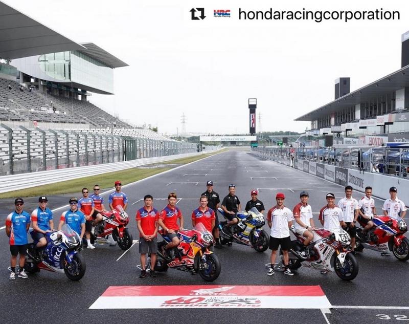 Kĩ thuật viên Việt Nam được tham gia Honda Asia-Dream Racing SHOWA