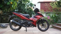 chum anh chi tiet yamaha exciter 150 rc