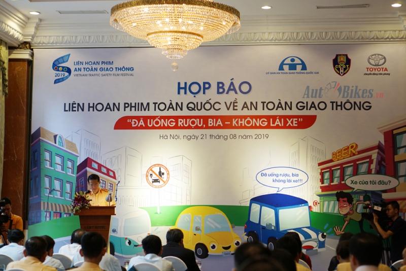 phat dong lien hoan phim toan quoc ve atgt nam 2019