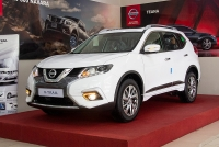 chi tiet nissan x trail v series ve dai ly truoc ngay ra mat