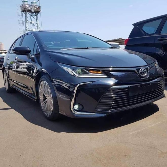Toyota Corolla Altis 2020 sắp về Việt Nam?