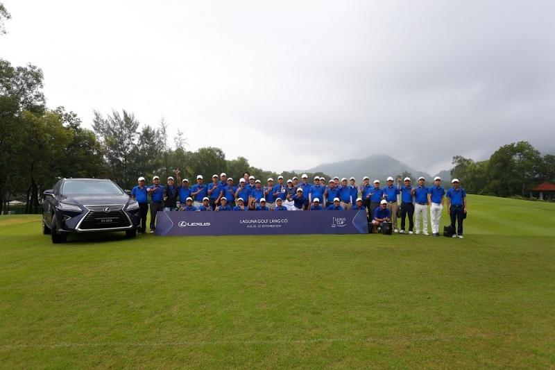 giai golf lexus cup 2019 co muc tien thuong gan 25 ty dong