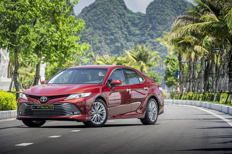 Toyota đồng hành cùng giải golf từ thiện HanoiTV – BRG – Seabank