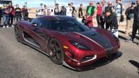 Koenigsegg Agera RS vượt Bugatti Veyron, lập kỷ lục mới