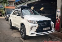 toyota fortuner do xe sang lexus sieu re tai sai gon