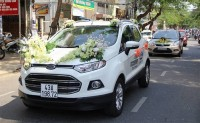 ford ecosport lam xe hoa o da nang
