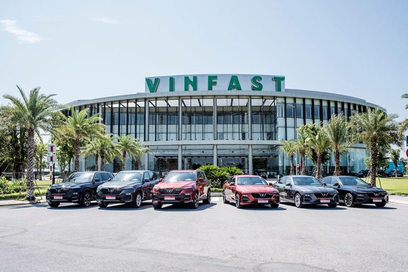 vinfast ban gan 70000 o to xe may dien nam 2019