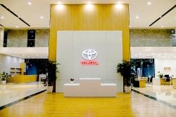 Toyota mở đại lý mới tại Hoà Bình