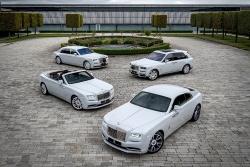 Những thiết kế Bespoke độc đáo của Rolls-Royce năm 2020