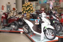 Bảng giá xe máy Honda ngày 28/1/2021