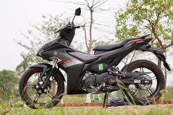 Chùm ảnh chi tiết Yamaha Exciter 155 2021