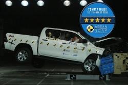 ASEAN NCAP Grand Prix 2020: Toyota thống trị, VinFast lần đầu góp mặt
