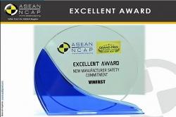 Vì sao VinFast đạt giải tại ASEAN NCAP Grand Prix Awards 2020 ?