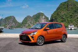 Giá lăn bánh Toyota Wigo 2021
