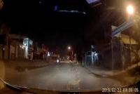 video xe may phong nhu bay gap ngay o ga va cai ket