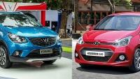 Xe hạng A: Hyundai Grand i10 chưa thể vượt VinFast Fadil