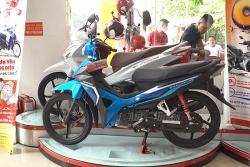 Bảng giá xe máy Honda ngày 22/4/2021